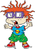 Chuckie from ''Rugrats''